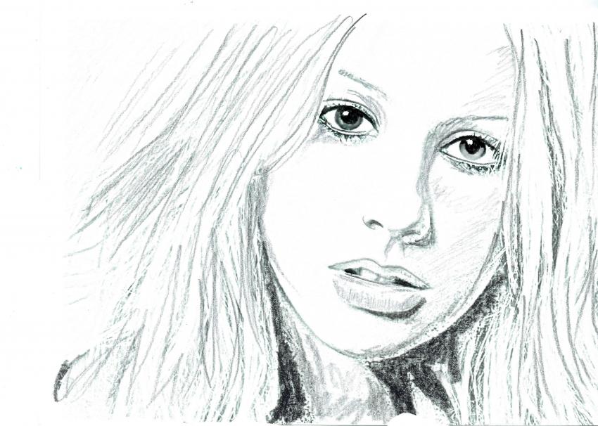 Christina Aguilera par brainfree
